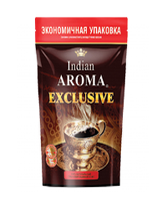 Кофе Indian Aroma Exclusive 1/150 /пак/